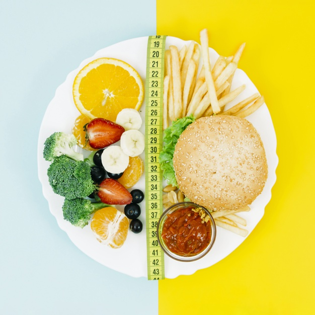 Types of Diets: Control Your Weight and Calories